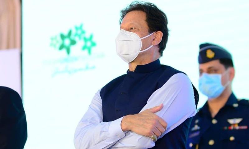 وزیراعظم عمران خان نے کہا کہ ایف بی آر کی تجدید حکومت کی اولین ترجیح ہے—تصویر: عمران خان فیس بک