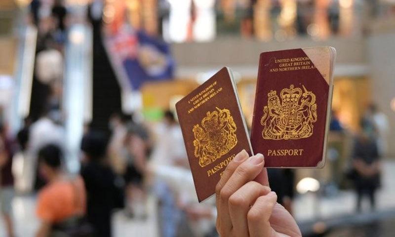چین کی برطانیہ کو ہانگ کانگ کے شہریوں کو شہریت کی پیشکش پر تنبیہ