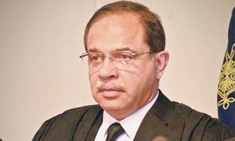 Justice Faisal Arab.—White Star/File