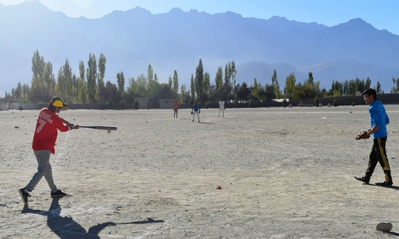 Skardu is located at an altitude of around 7,310 feet. — Photo courtesy ProPakistani