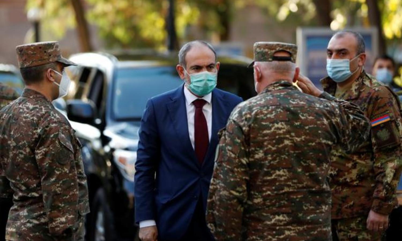 New clashes in Nagorno-Karabakh after Washington talks