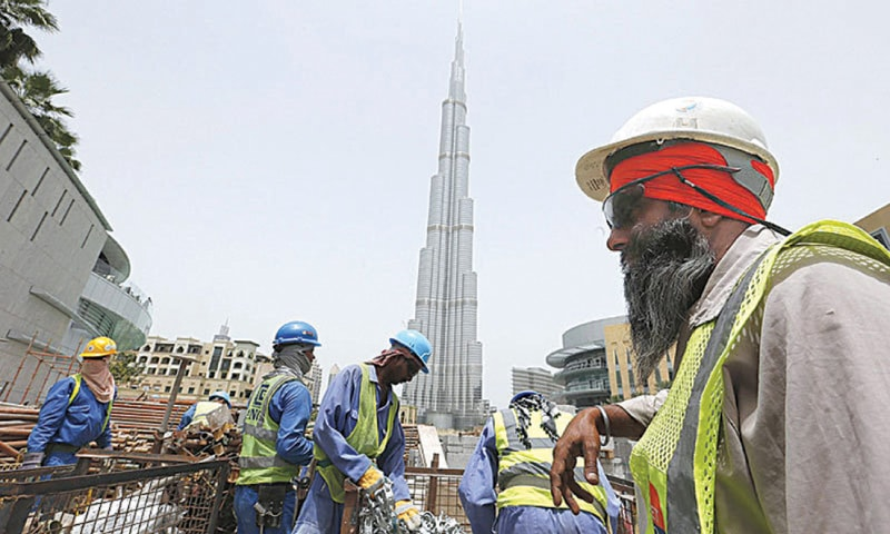 Over 87 per cent of Pakistanis looking for overseas jobs went to the United Arab Emirates and Kingdom of Saudi Arabia (KSA) in 2019, data shared by the Bureau of Emigration and Overseas Employment said.
