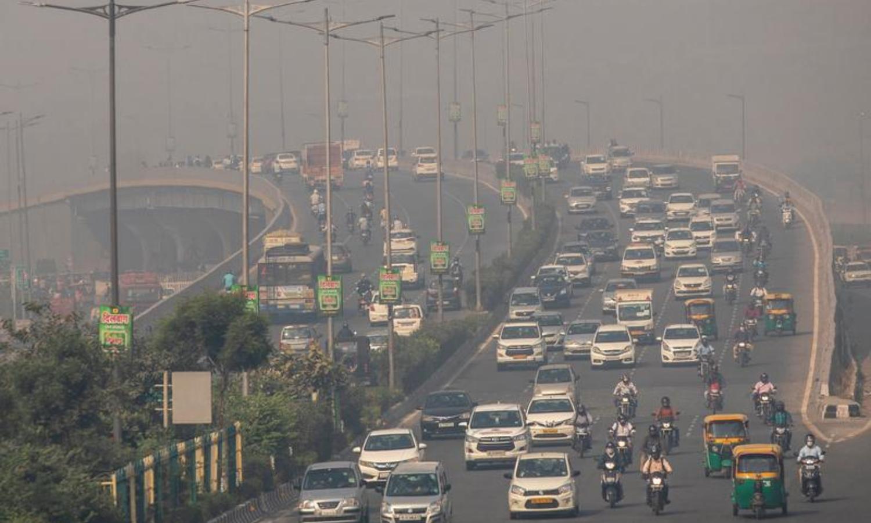 Delhi air crisis worsens as Indian farmers step up stubble fires