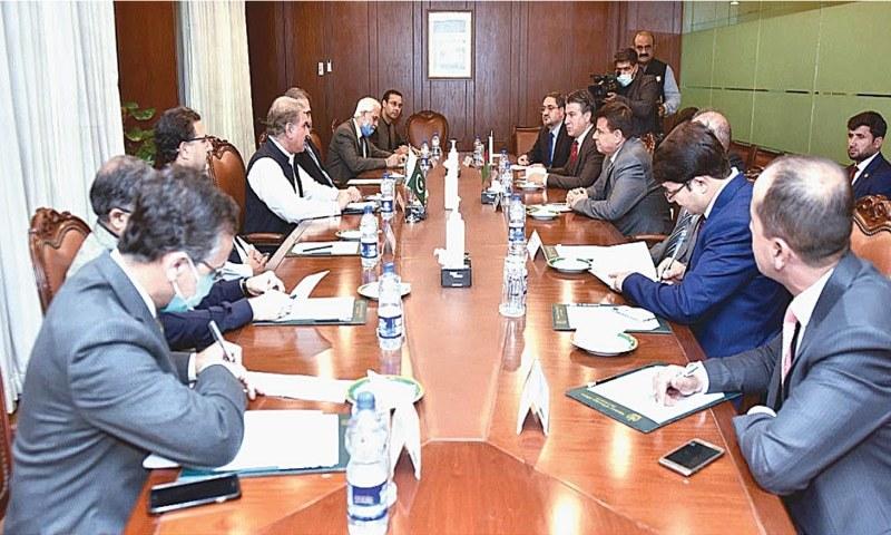 دوحہ مذاکرات میں پیشرفت سے پُرتشدد کارروائیوں میں کمی آئے گی، پاکستان