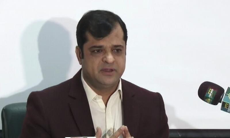 بلوچستان کی پسماندگی کی ذمہ دار جماعتیں پی ڈی ایم کے اسٹیج پر بیٹھی تھیں، لیاقت شاہوانی