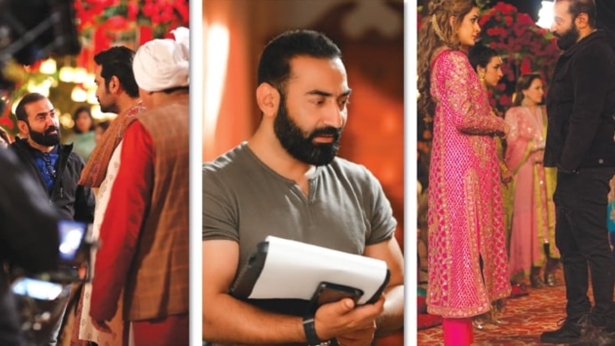 فلم ساز نے ہمایوں سعید کو سب سے بہترین اداکار قرار دیا—اسکرین شاٹ/ فوٹو ڈان آئیکون