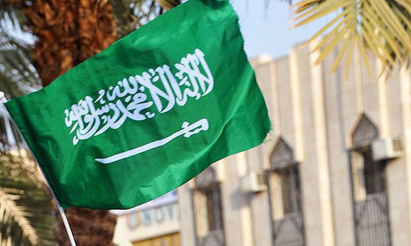 سعودی عرب میں فرانس کی سپرمارکیٹ کے خلاف سوشل میڈیا میں ٹرینڈ چل رہا ہے—فوٹو: اے ایف پی