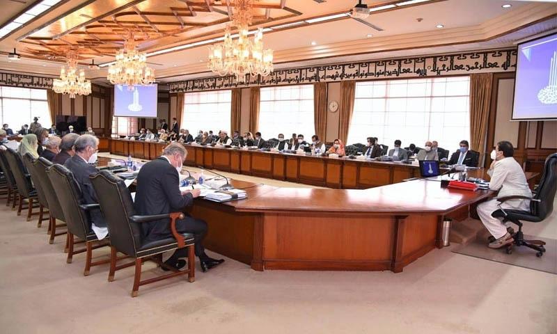 کابینہ نے گندم کی امدادی قیمت میں اضافے کا فیصلہ 2 روز کیلئے مؤخر کردیا