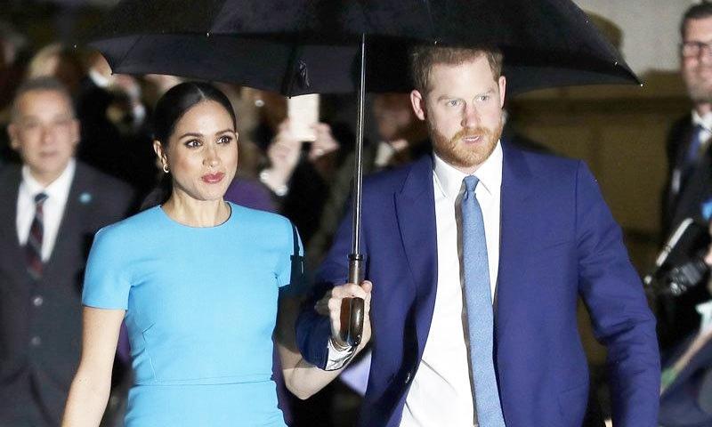 بیوی کے ساتھ رہ کر 'لاشعوری تعصب' کا احساس ہوا، شہزادہ ہیری