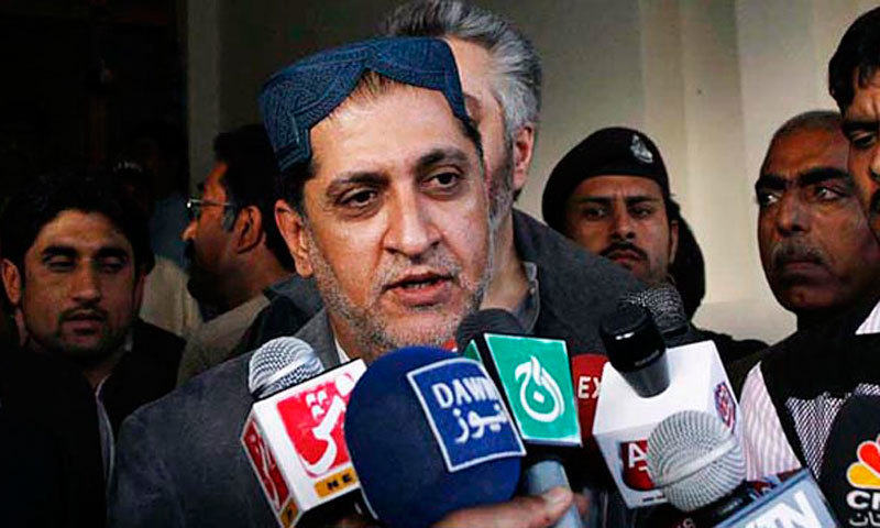 Mengal meets Maryam, discusses PDM's strategy