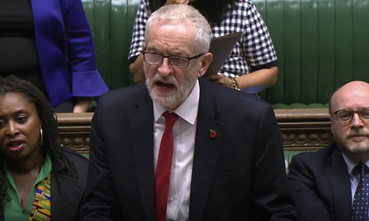 UK's Labour Party not doing enough over anti-Semitism