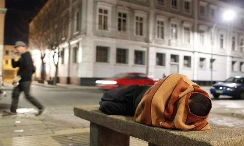 Homelessness in Pakistan and Canada