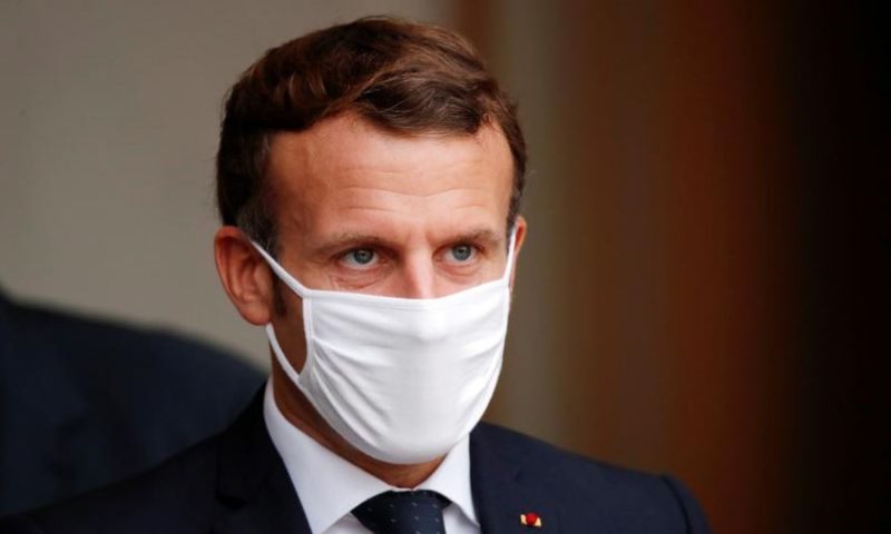 Macron seeks to calm tensions with Muslims
