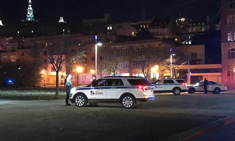 حملہ اتوار کی رات شہر کے پرانے علاقے پارلیمنٹ ہل میں پیش آیا—تصویر: سی بی اے