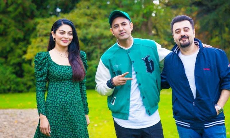 احمد علی بٹ پہلی غیر ملکی فلم میں کاسٹ