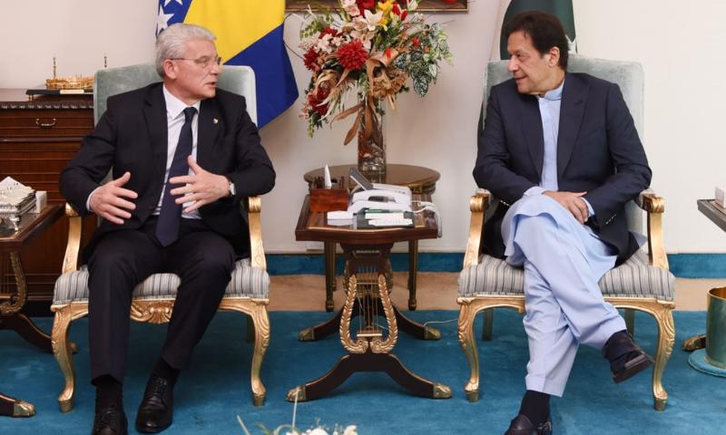 پاکستان، بوسنیا کے درمیان غیر قانونی مہاجرین سے متعلق معاہدے پر دستخط