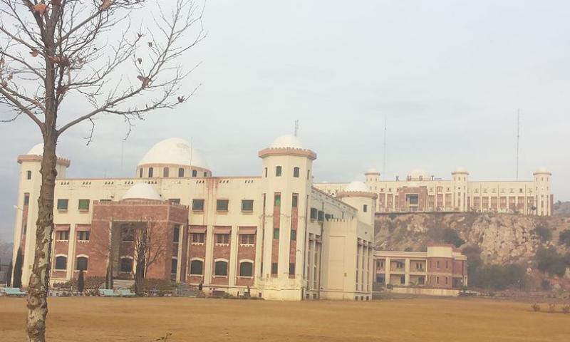 Kohat university student thrashed over 'blasphemous' remarks