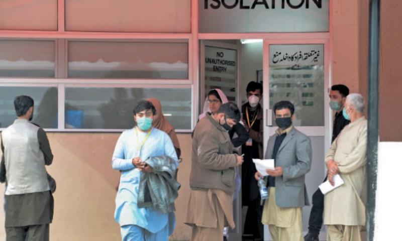 اسلام آباد میں کورونا کے مثبت کیسز کی شرح 7.7 فیصد تک پہنچ گئی