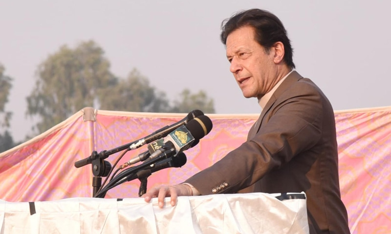 اپوزیشن جان لے کہ آپ سب کا مقابلہ مجھ سے ہے، عمران خان