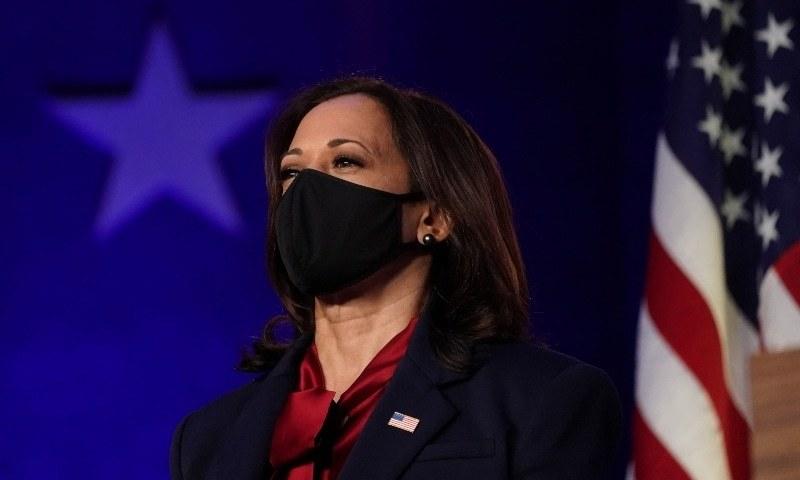 کمالا ہیرس نے پہلی خاتون امریکی نائب صدر منتخب ہو کر رکاوٹیں توڑ دیں