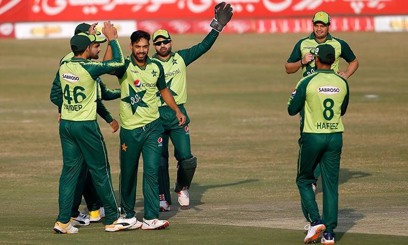 زمبابوے کو دوسرے ٹی ٹوئنٹی میں شکست، پاکستان کی سیریز میں فیصلہ کن برتری