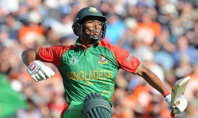 بنگلہ دیش کی ٹی20 ٹیم کے کپتان محموداللہ کو ملتان سلطانز کی نمائندگی کرنا تھی — فائل فوٹو: اے ایف پی