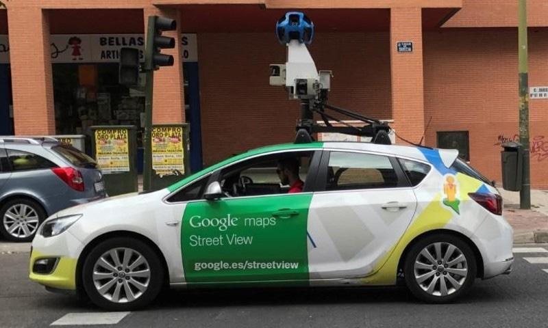 گوگل اسٹریٹ ویو میں بہترین فیچر کا اضافہ