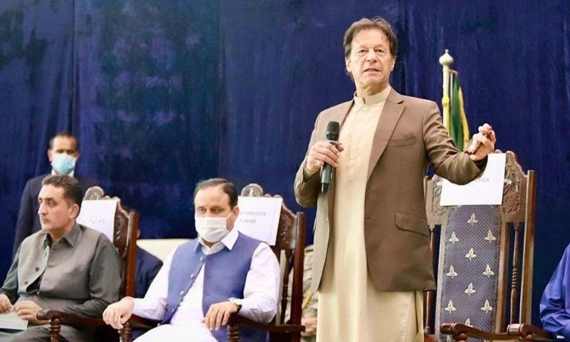 وزیر اعظم نے 15نومبر کو گلگت بلتستان میں ہونے والے انتخابات کے حوالے سے گیلپ سروے کے نتائج پر اطمینان کا اظہار کیا— فوٹو بشکریہ ٹوئٹر