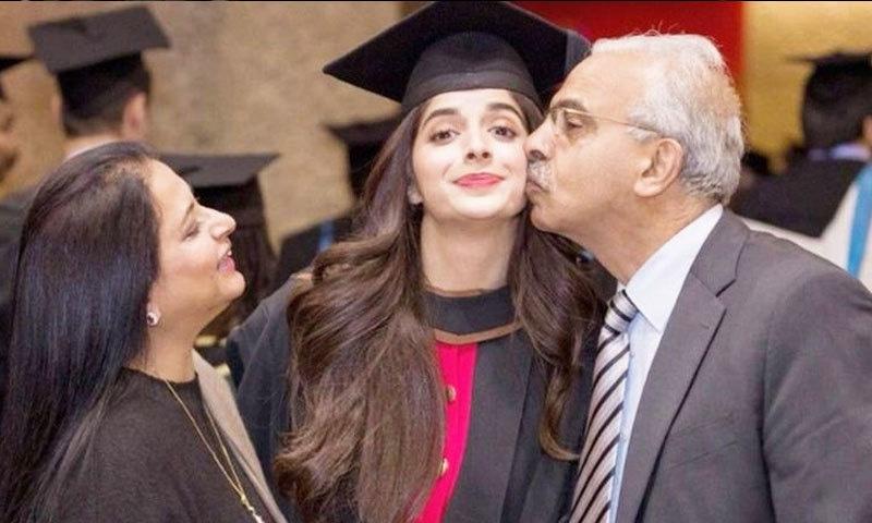 والدین نے کیریئر سمیت ہر معاملے میں خود مختاری دی، ماورا حسین