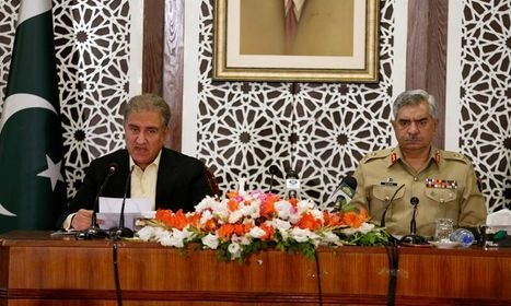 وزیر خارجہ اور ترجمان پاک فوج کی مشترکہ پریس کانفرنس: بھارتی دہشتگردی کے ثبوت پیش