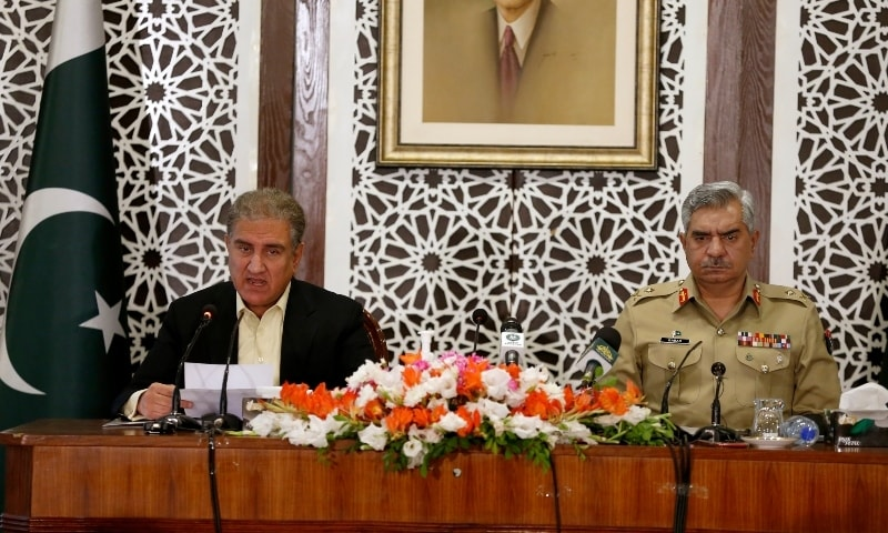 'Irrefutable evidence': Dossier on India's sponsorship of state terrorism in Pakistan presented