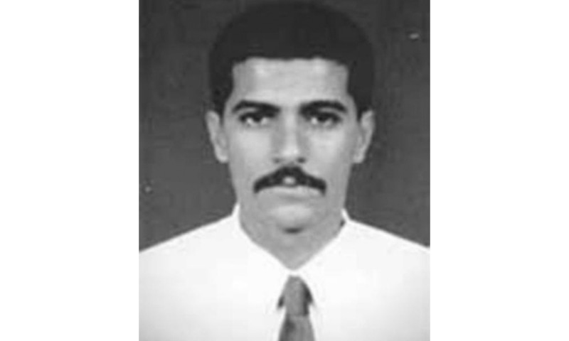 This undated handout photo obtained from the FBI on November 13, 2020, shows Abdullah Ahmed Abdullah, who was on the FBI's list of most wanted terrorists and has been secretly killed in Iran in August. — AFP/FBI