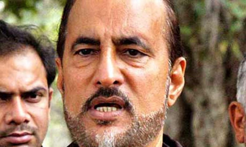 Babar Awan, who is also a member of the Cabinet Committee on Legislative Cases, said the prime minister was very much concerned over the recent incidents of rape in different parts of the country.  — File photo