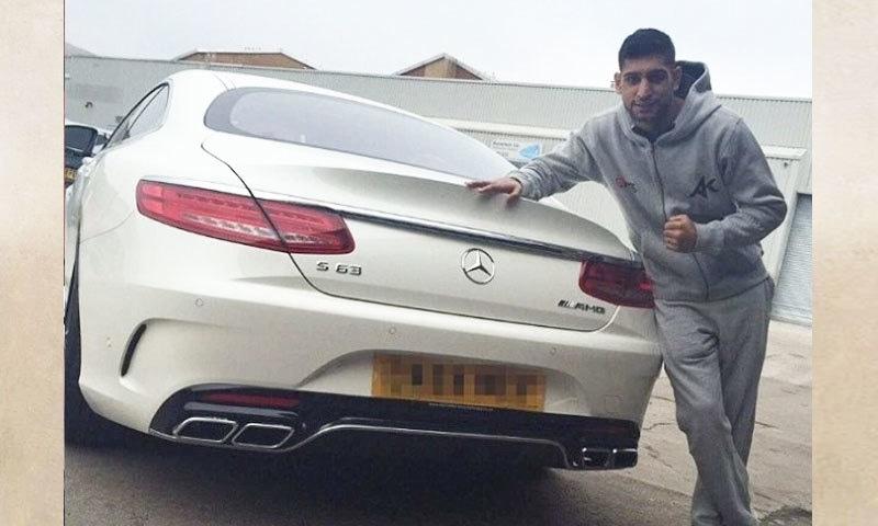 عامر خان کے پاس کروڑوں روپے مالیت کی مہنگی گاڑیاں ہیں—فائل فوٹو: انسٹاگرام