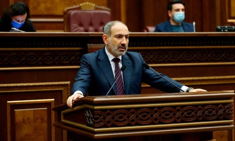 آرمینیائی وزیراعظم کے قتل کا منصوبہ ناکام، اپوزیشن رہنما گرفتار