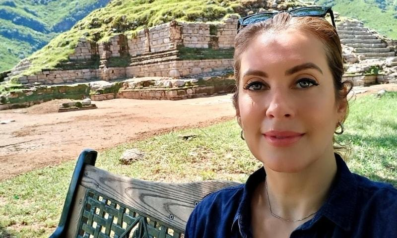 US blogger Cynthia D Ritchie on Monday sought unfreezing of her bank accounts citing acute financial constraints. — Photo courtesy: Cynthia Ritchie Twitter
