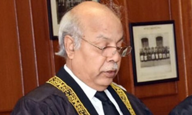 A judge from Fatehjang district has invited the attention of Chief Justice of Pakistan (CJP) Gulzar Ahmed as well as the chief justice of the Lahore High Court to the harassment of judicial officers at workplace in the lower judiciary due to boorish and rowdy behaviour of lawyers. — PID/File