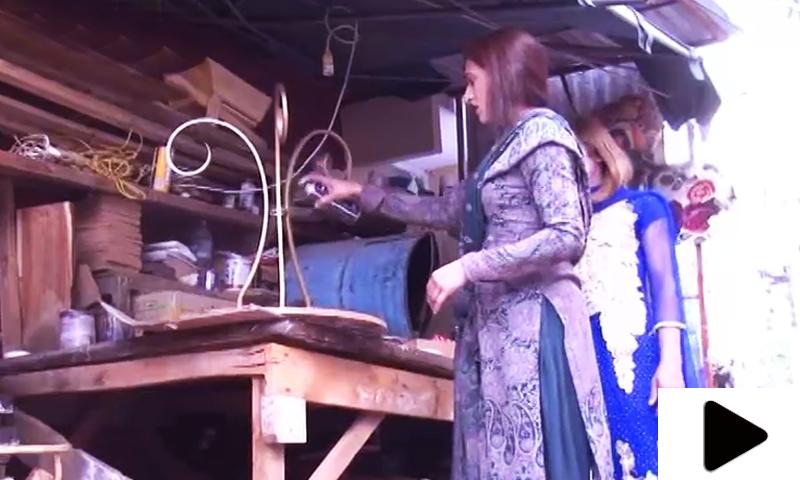 اسلام آباد کے دو خواجہ سرا اپنی برادری کے لیے مثال بن گئے