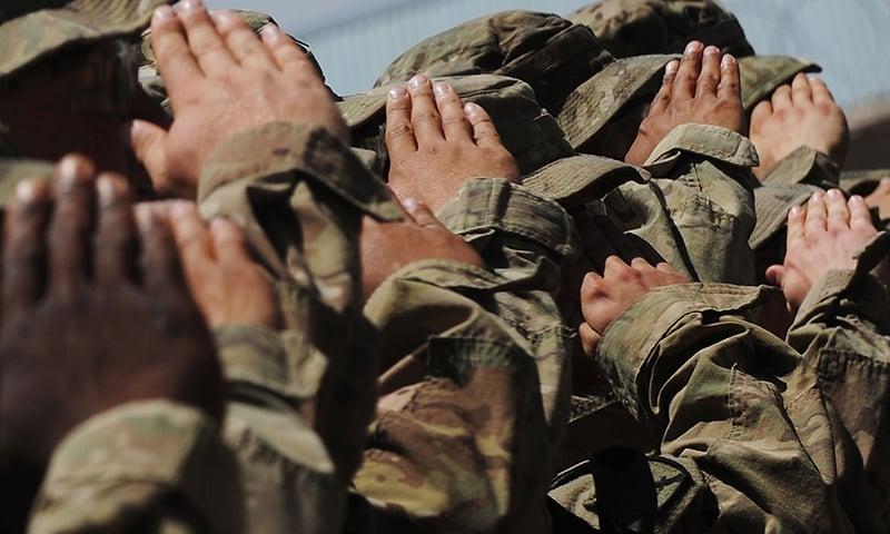 امریکا کا افغانستان سے فوج کے انخلا کا اعلان، طالبان کا خیرمقدم