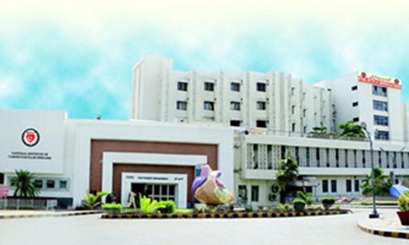 The National Institute of Cardiovascular Diseases (NICVD) on Wednesday said that it had replaced head of cardiac surgery department Dr Pervaiz Chaudhry only after his contract had expired and it had nothing to do with his measures for prevention of Covid-19 cases in the facility. — APP/File