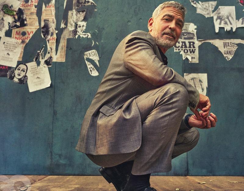 اداکار کا شمار دنیا کے امیر ترین افراد میں ہوتا ہے—فوٹو: جی کیو میگزین