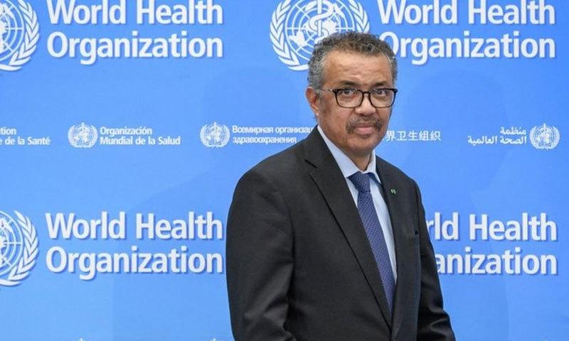 تیدروس ٹیگرے لبریشن فرنٹ کی گزشتہ حکومت میں وزیر صحت تھے—فائل/فوٹو:اے ایف پی