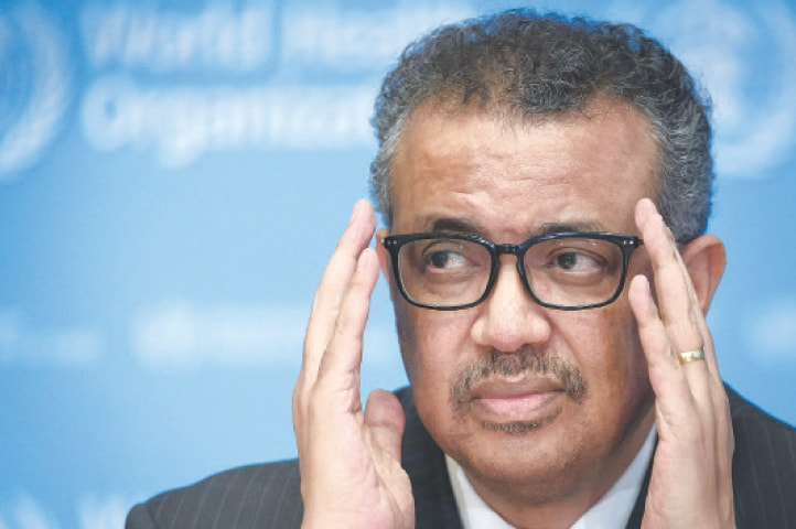 Ethiopia claims World Health Organization chief is backing Tigray without evidence