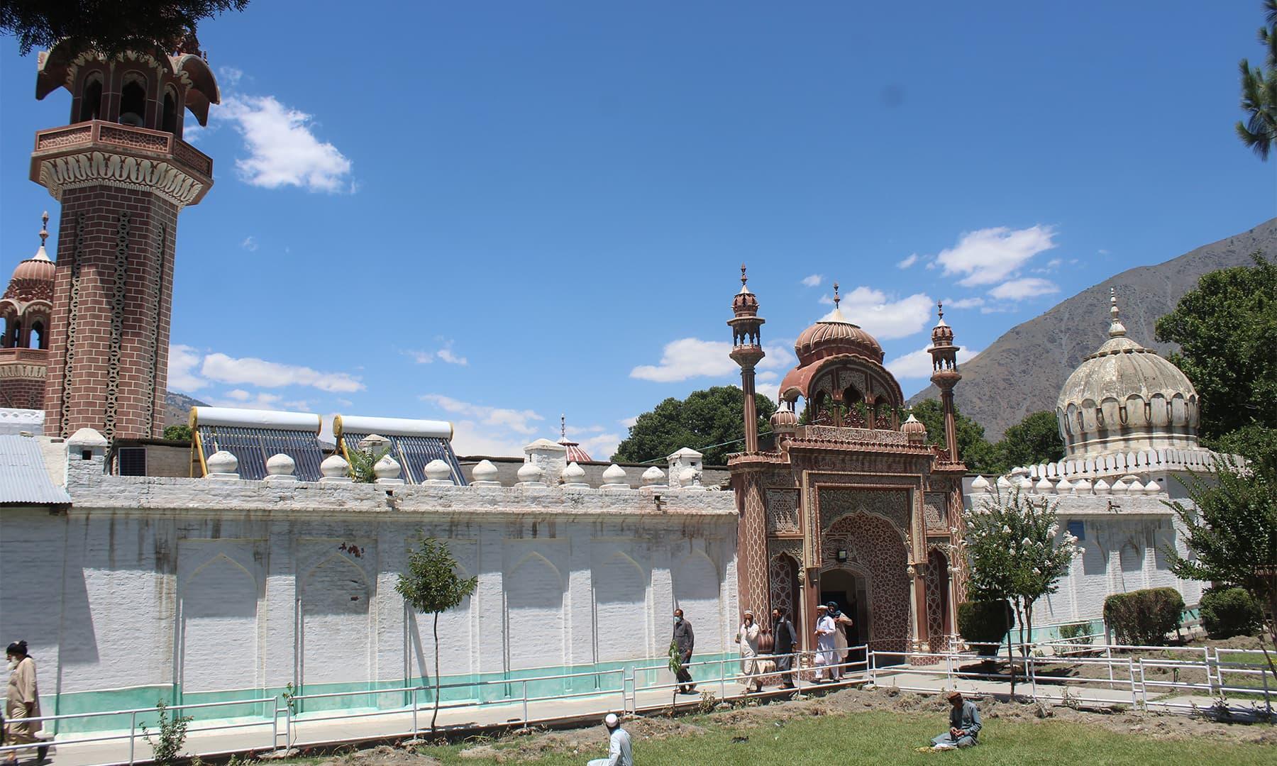 شاہی مسجد چترال