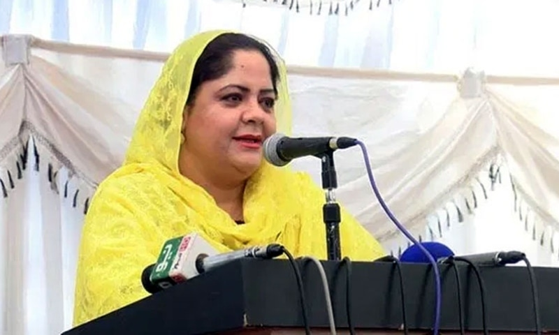 Bushra Rind has said that the Balochistan government has adopted a strategy to provide maximum facilities to people in the health and education sectors. — Photo courtesy Radio Pakistan