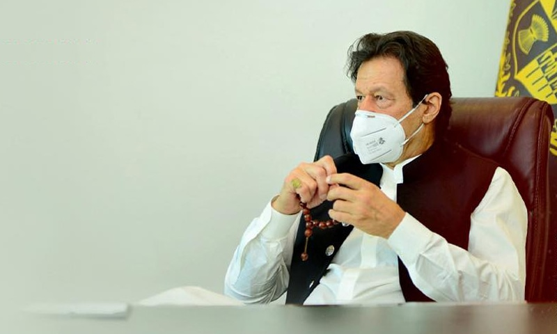 وزیراعظم عمران خان نے سماجی رابطوں کی ویب سائٹ ٹوئٹر پر ٹوئٹ کی—فائل فوٹو: فیس بک