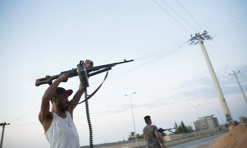 The Libyan city of Tarhouna, which was recaptured in June by the internationally recognised Government of National Accord (GNA), had for years been controlled by the Kaniyat militia run by the local Kani family. — AP/File