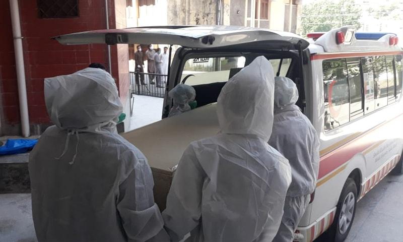 کورونا وائرس کی دوسری لہر میں تیزی: ملک میں ایک روز میں 59 اموات
