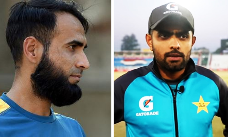 Pakistan-born South African leg-spinner Imran Tahir has hailed Babar Azam as one of the best batsmen in the world and says captaincy will not have any negative effect on the right-hander's batting. — File photo