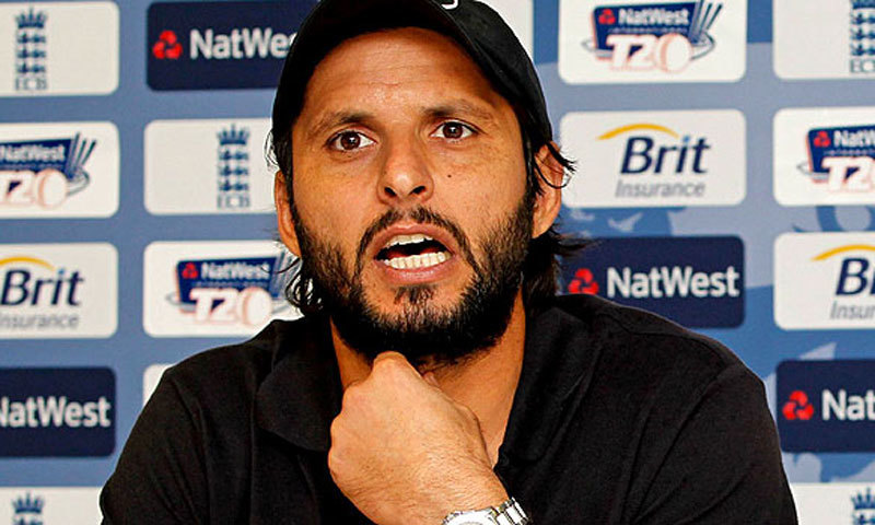 The Galle Gladiators have announced former Pakistan Captain and star player Shahid Afridi as their captain for the first edition of Lanka Premier League (LPL). — File photo